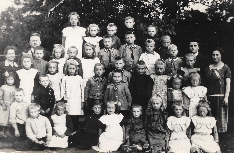 Schoolfoto 1926