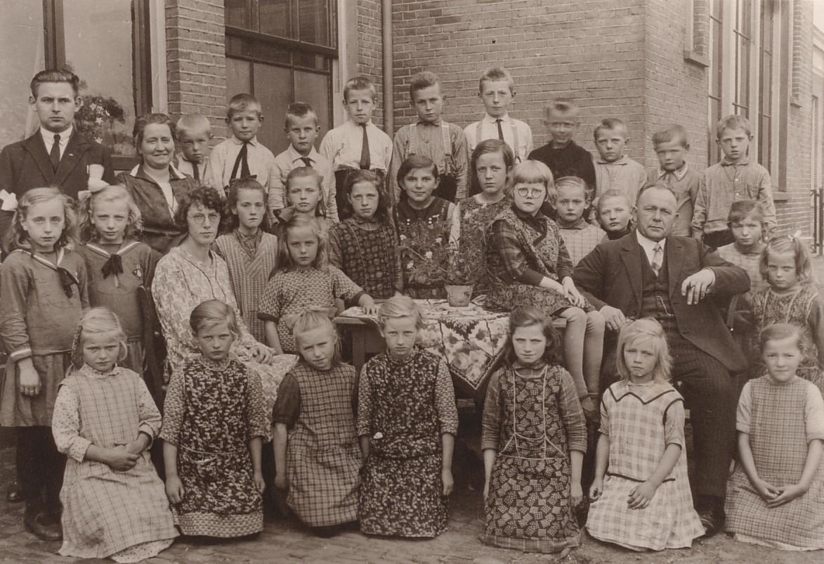 Schoolfoto1929